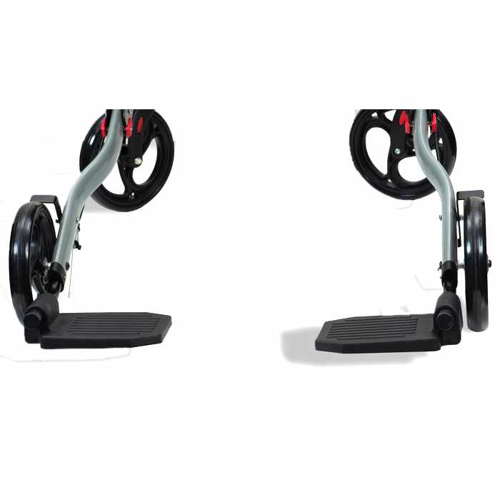 Ergoactives Roller Go Double Foldable Walking Aid