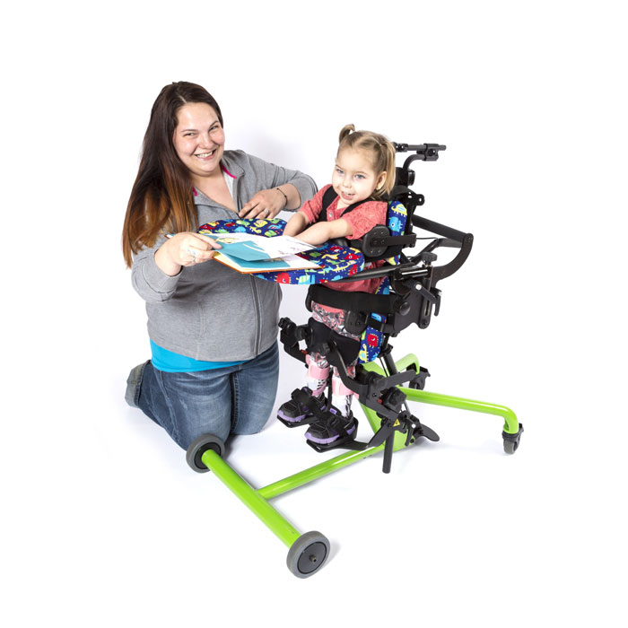 Bantam Small sit-to-stand stander
