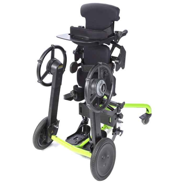 Easystand Bantam extra small with mobile wheels