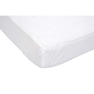 Essential Medical Contour Fitted Home Bed Size Mattress Protector