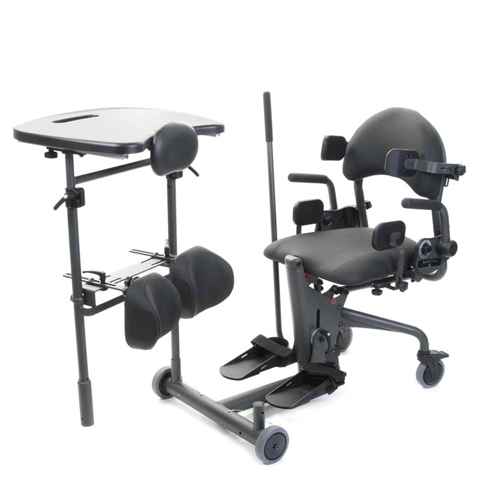 EasyStand Evolv sit to stand stander, medium - Package