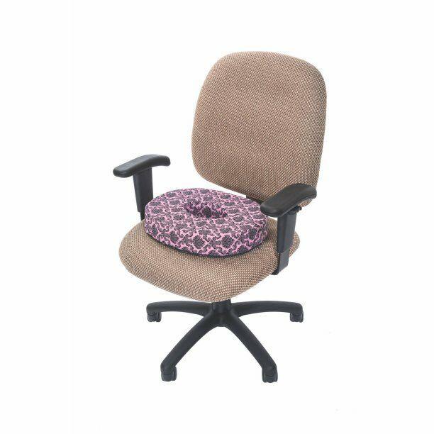 Essential Medical Designer Series Comfort Ring Seat Cushion