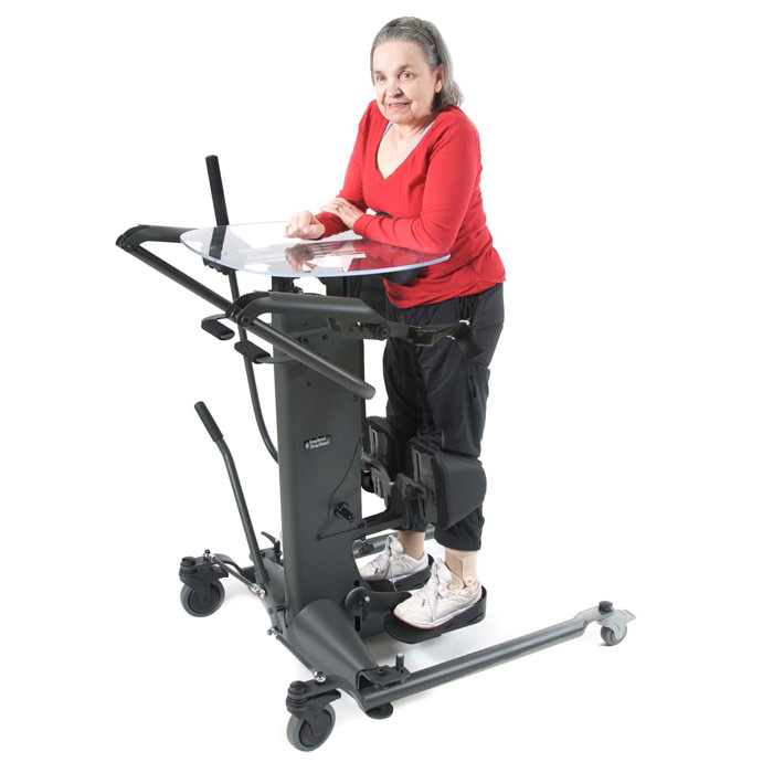 Strapstand standing frame