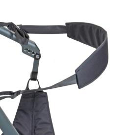 Easystand upper body support strap for strapstand