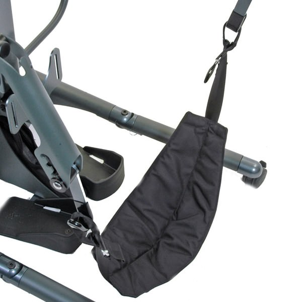 Easystand adjustable lifting strap for strapstand