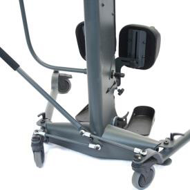 Easystand swing-out legs (pair) for strapstand