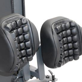 Easystand independent roho knee pads (pair) for strapstand