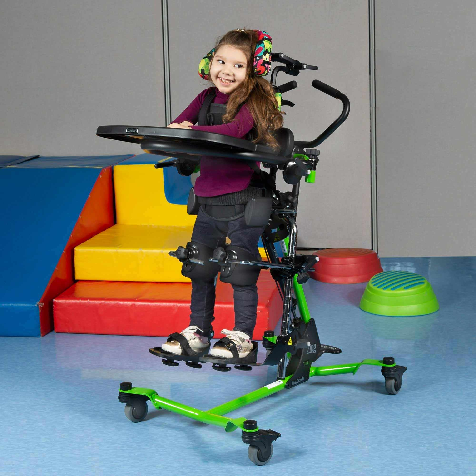 Easystand Zing Size 1 Multi-Position Stander | EasyStand Zing - Medicaleshop