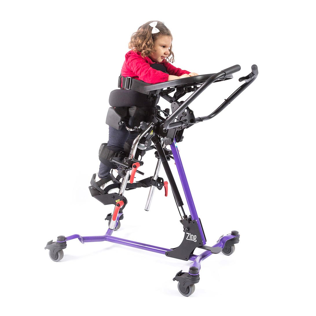 EasyStand zing prone with tray