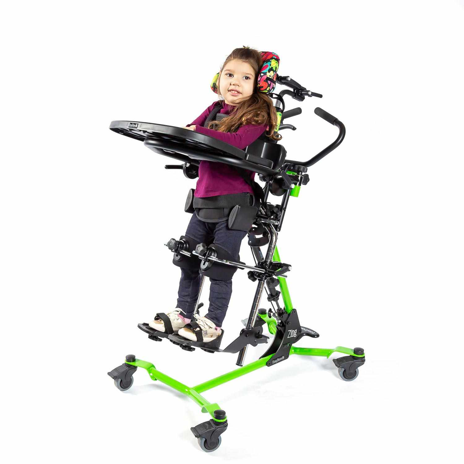 Easystand Zing size 1 supine stander