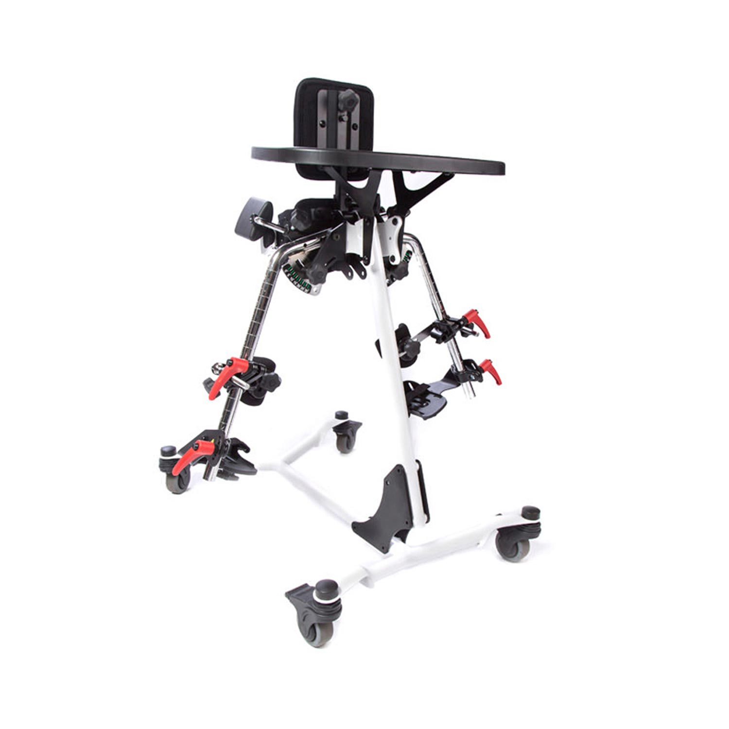 Zing vertical stander - Mast with leg abduction