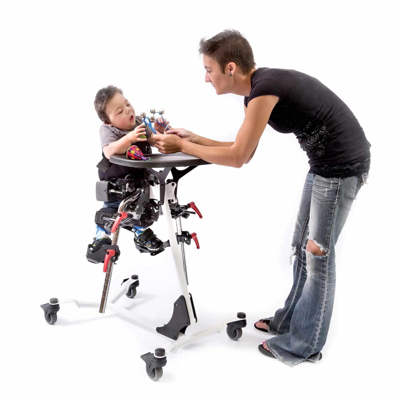 Easystand Zing Vertical Stander Special Needs Kids