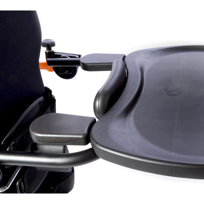 Easystand forearm wings for black molded tray