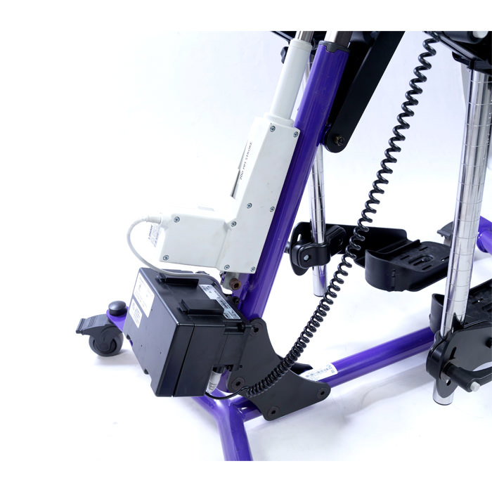 Zing size 2 multi position stander - Pow'r up lift option