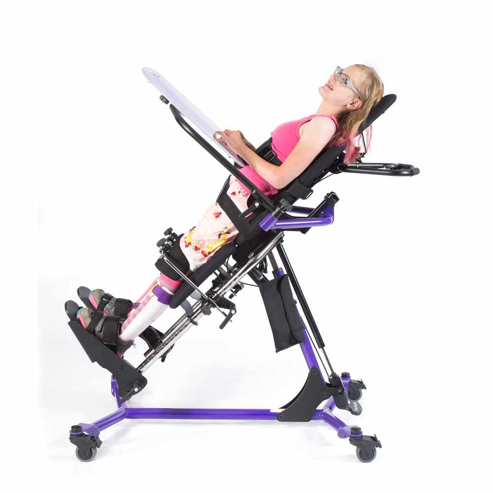 zing size 2 supine pediatric standing frame
