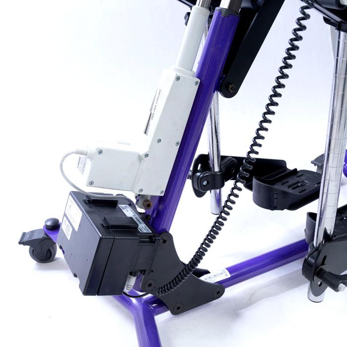 Zing MPS size 2 TT - Pow'r up lift option