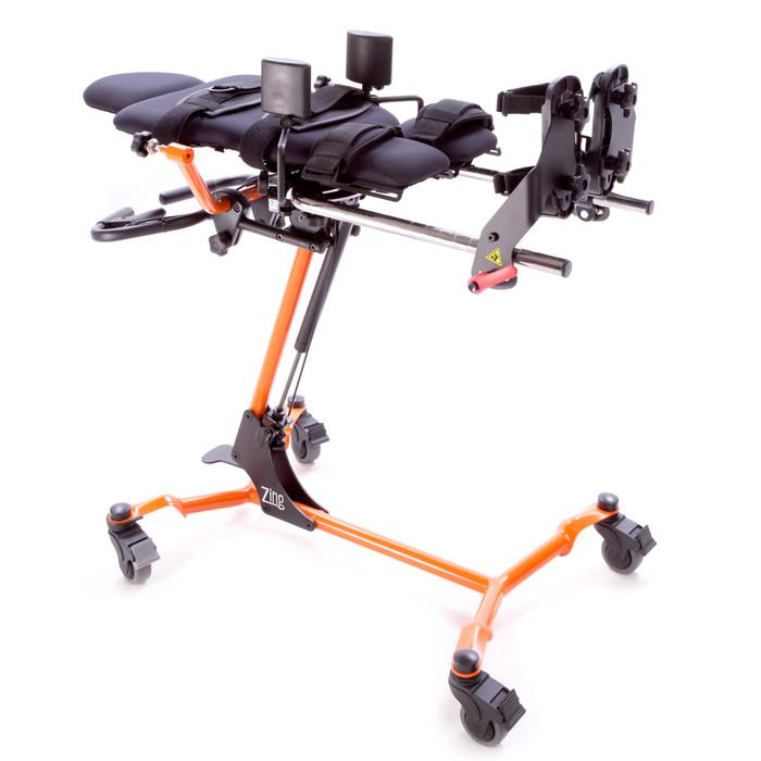 Zing size 2 multi position tilt table stander