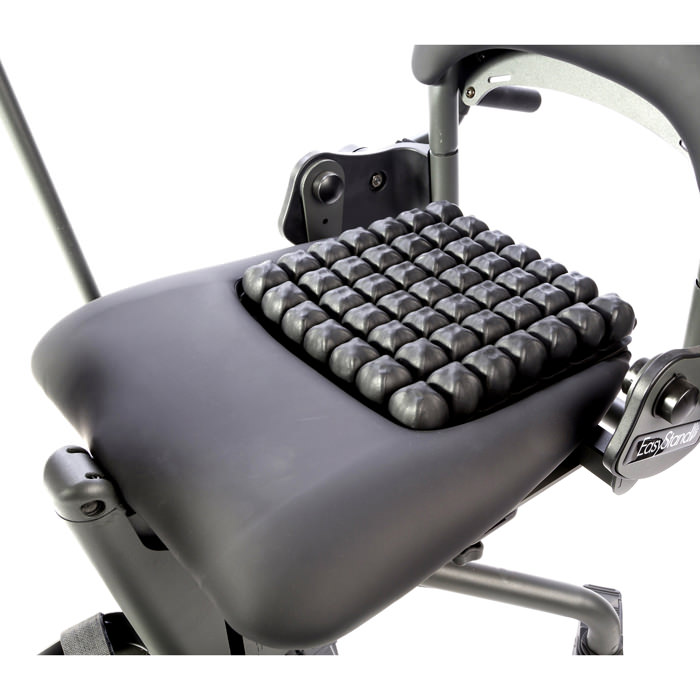 Easystand seat with roho insert for evolv large and XT