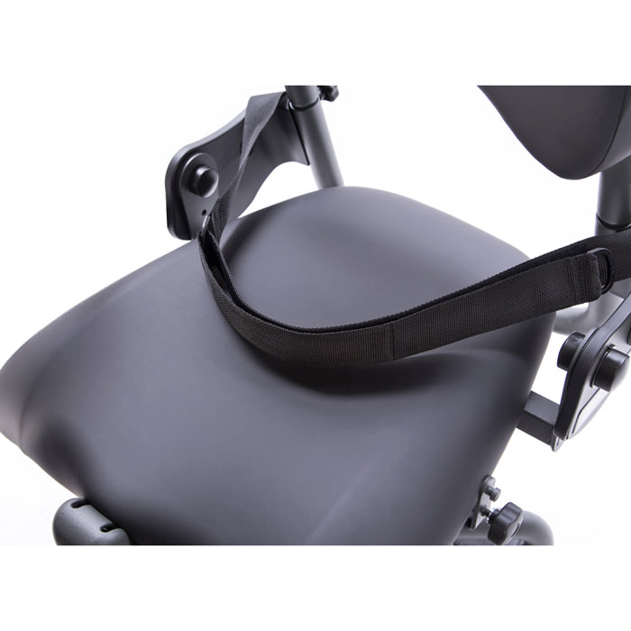 Easystand velcro positioning belt