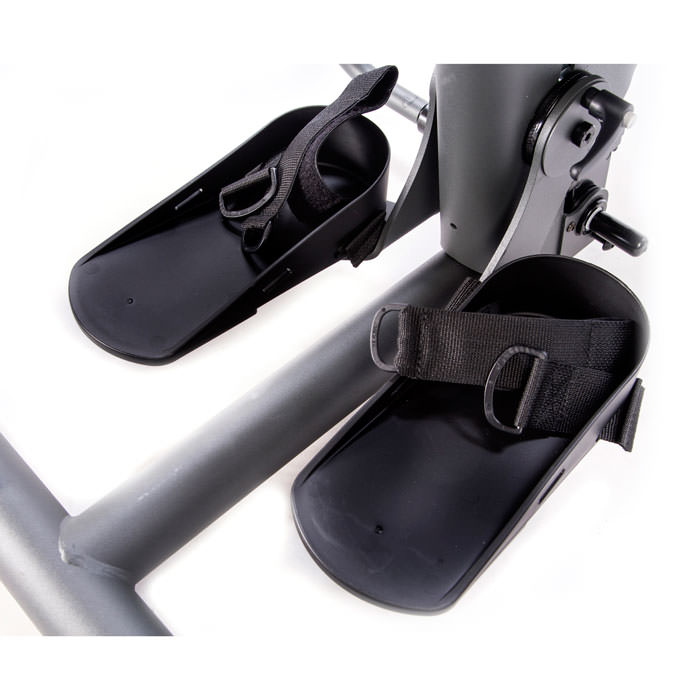 Easystand foot straps with velcro & D-ring