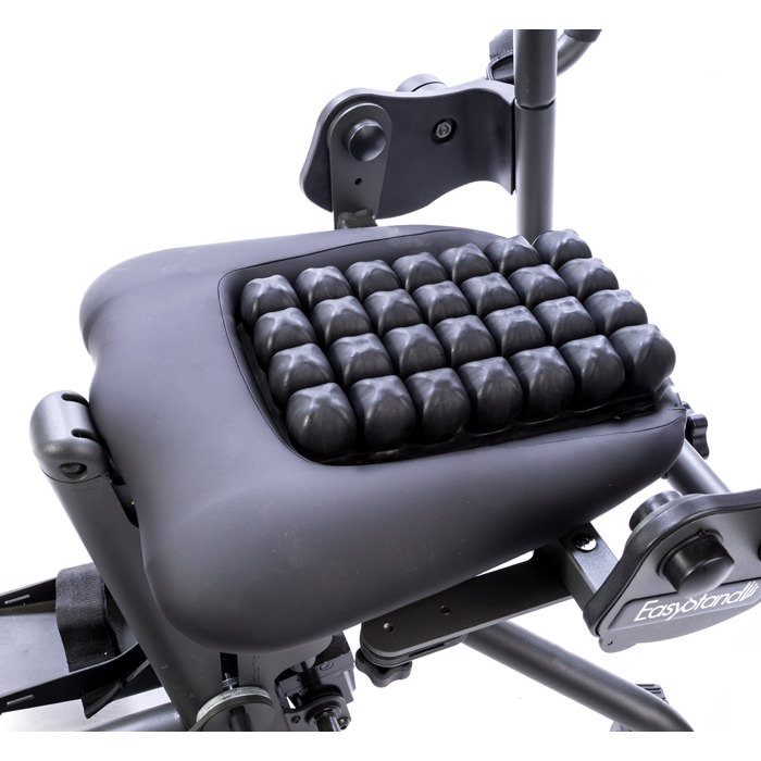 Easystand seat with roho insert for evolv medium