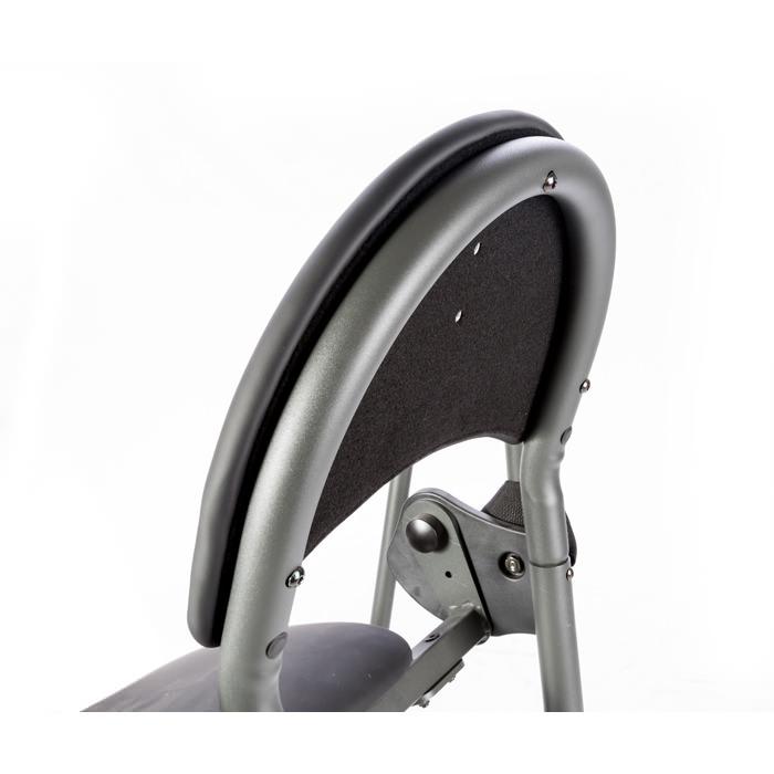 Flat back for easystand stander