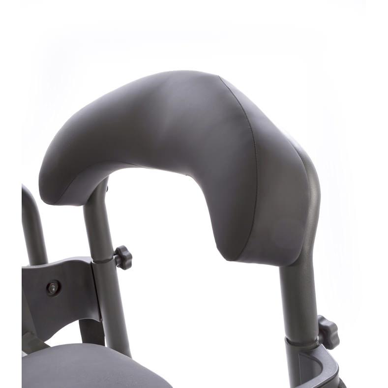 Easystand removable contoured back