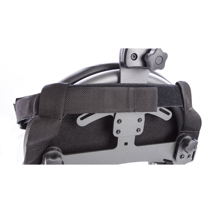 Chest strap with velcro & D-ring adjustment