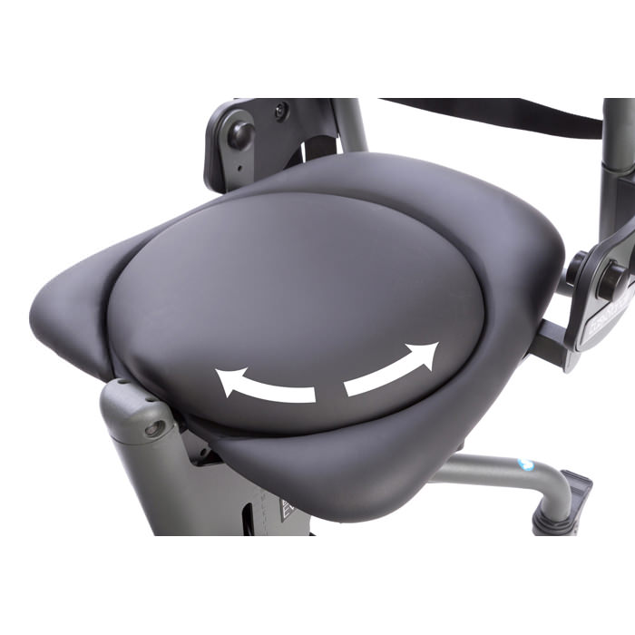 Rotating seat for evolv large and XT - Rotates 90° to left or right