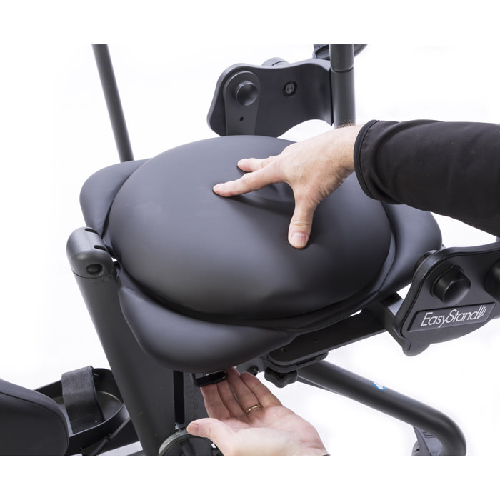 Easystand rotating seat for evolv medium - Positioning