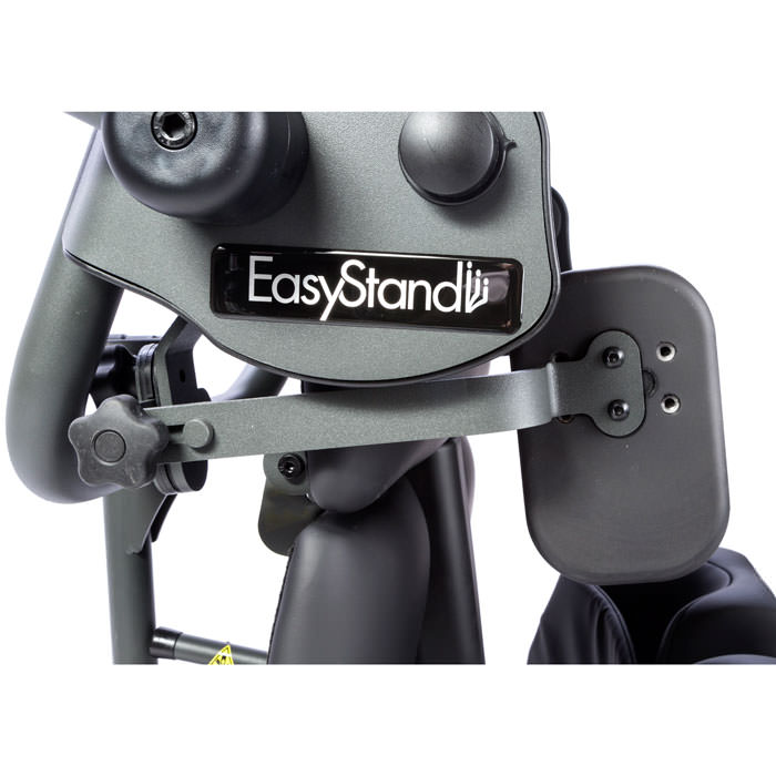 Easystand hip supports (pair) for glider - Mounting