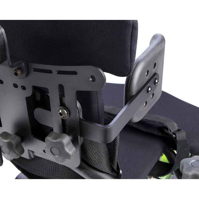 Lateral support for bantam extra small and small - Mounting bracket