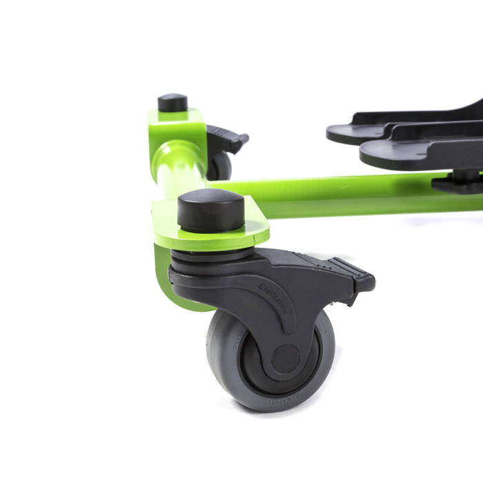 Front swivel caster for bantam extra small and small stander