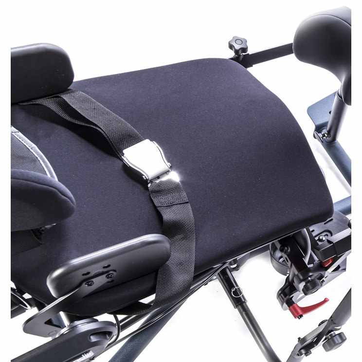 Easystand positioning belt with airline style buckle for bantam medium