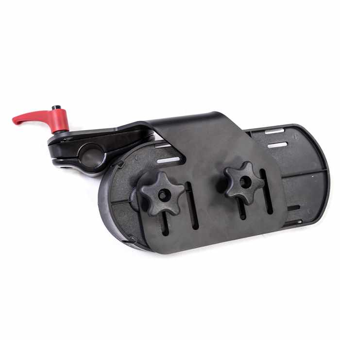 Bantam medium multi-adjustable footplates - Mounting