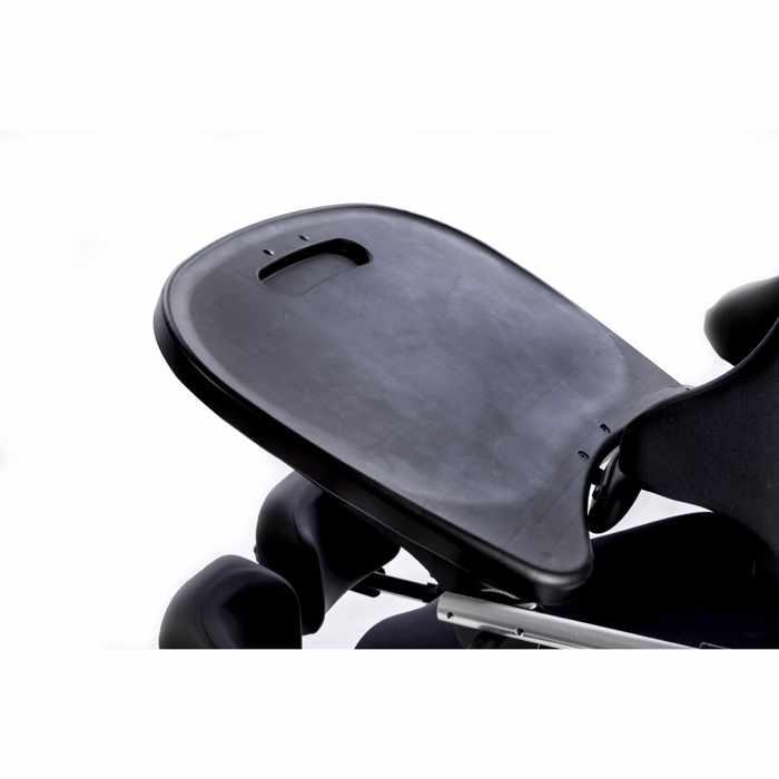 Easystand black molded tray for bantam medium
