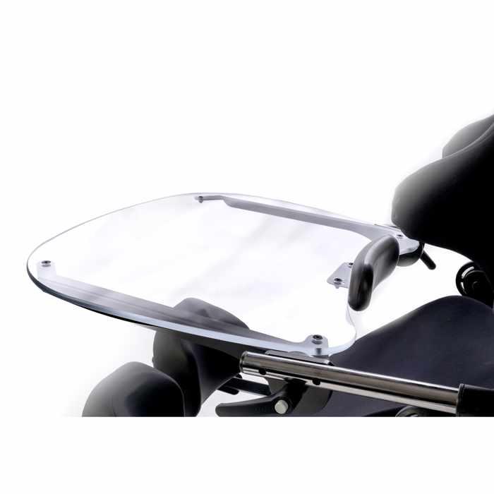 Easystand clear tray for bantam medium