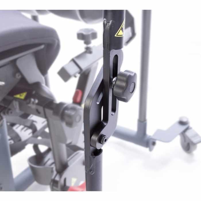 Adjustable/removable actuator handle for bantam - Adjustable knob