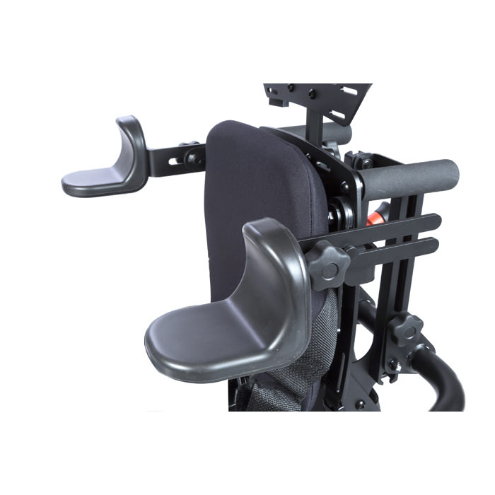 Easystand elbow stop with arm rest for bantam medium