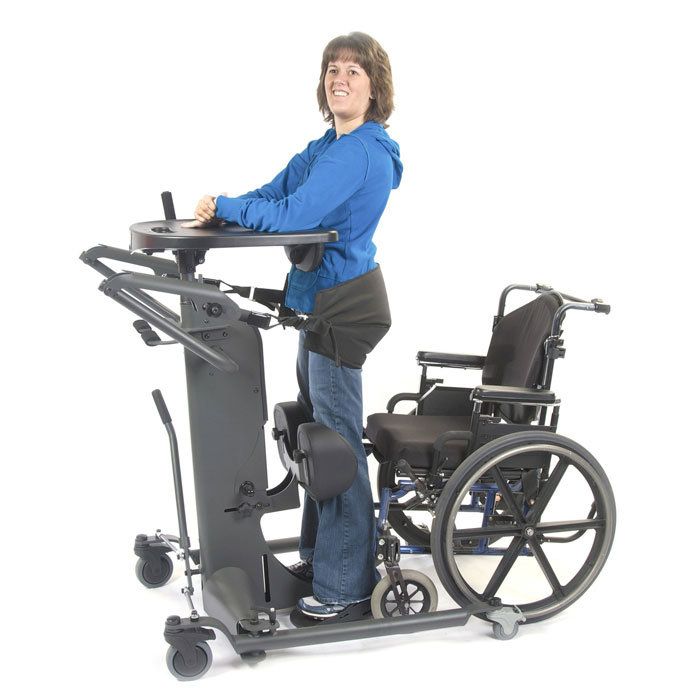 StrapStand sit to stand stander - Package