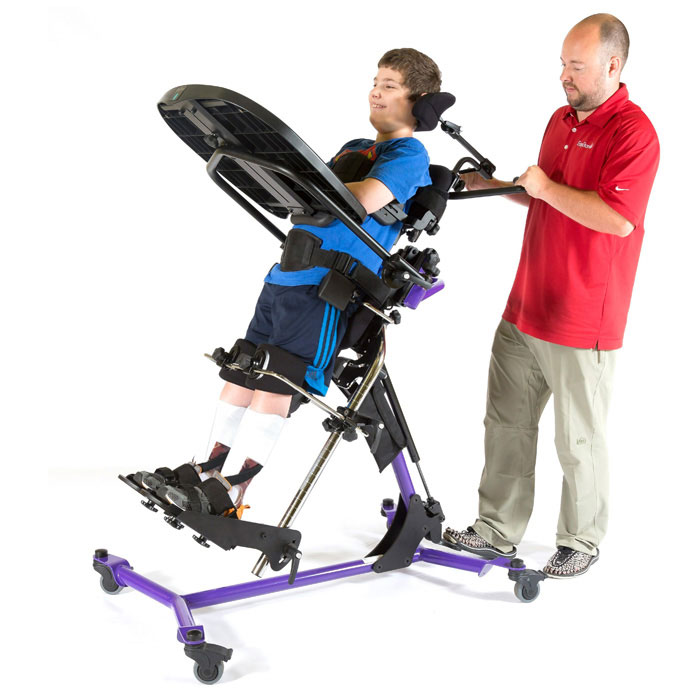 Easystand Zing size 2 MPS - Supine position