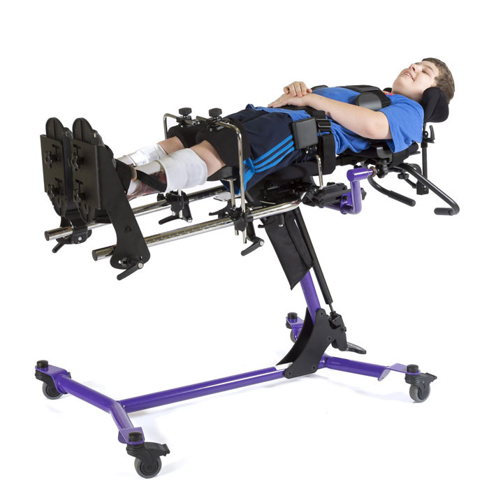 Easystand Zing size 2 MPS - Flat-to-load position