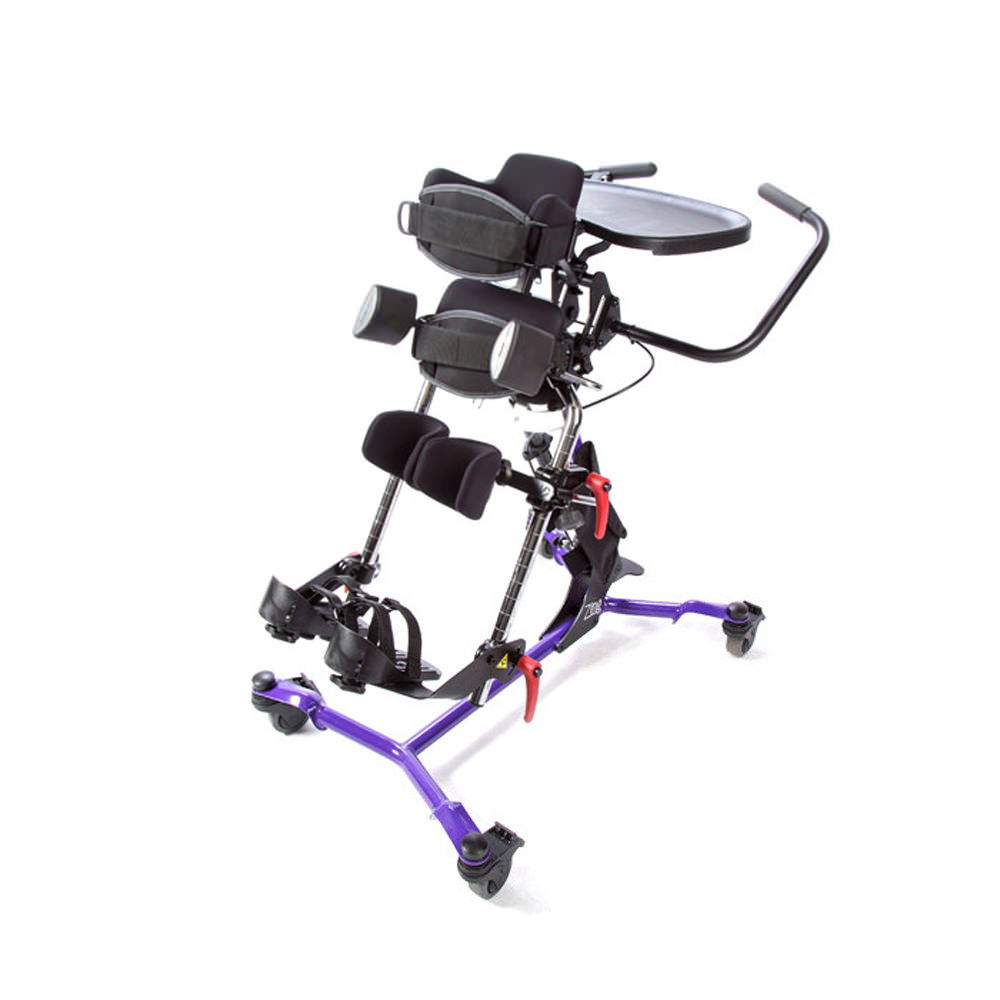 EasyStand Zing prone stander - Mast with leg abduction