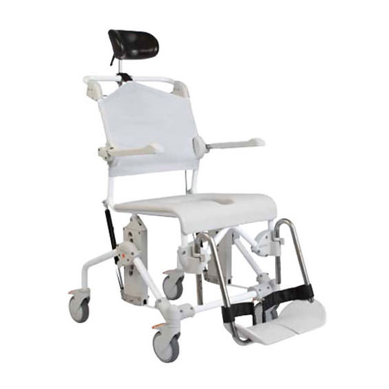 Etac Swift Mobile tilt 160 shower commode chair