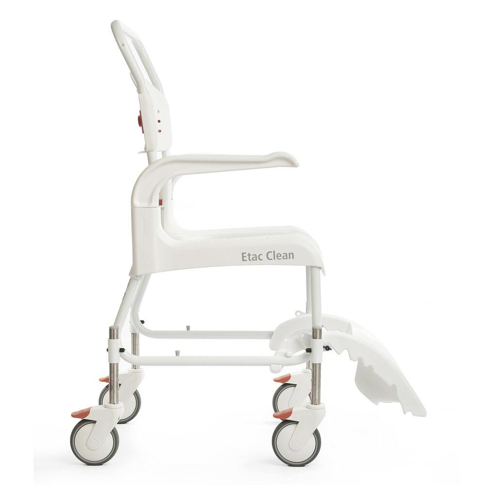 Etac Clean shower commode chair