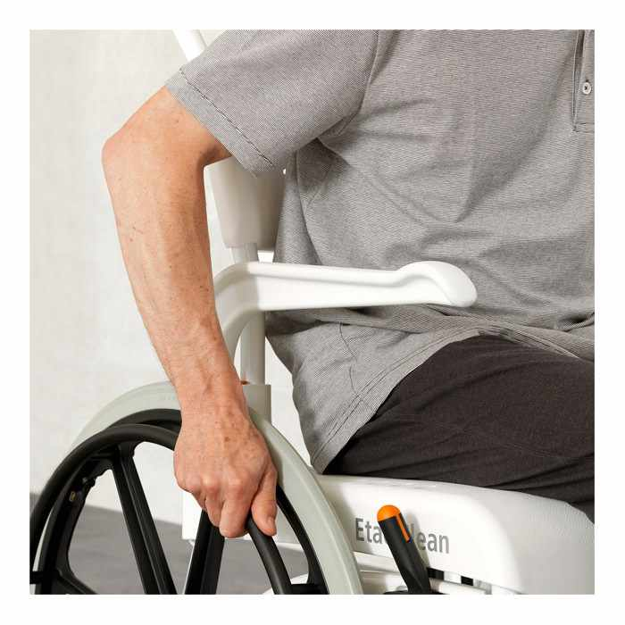 Etac Clean commode chair