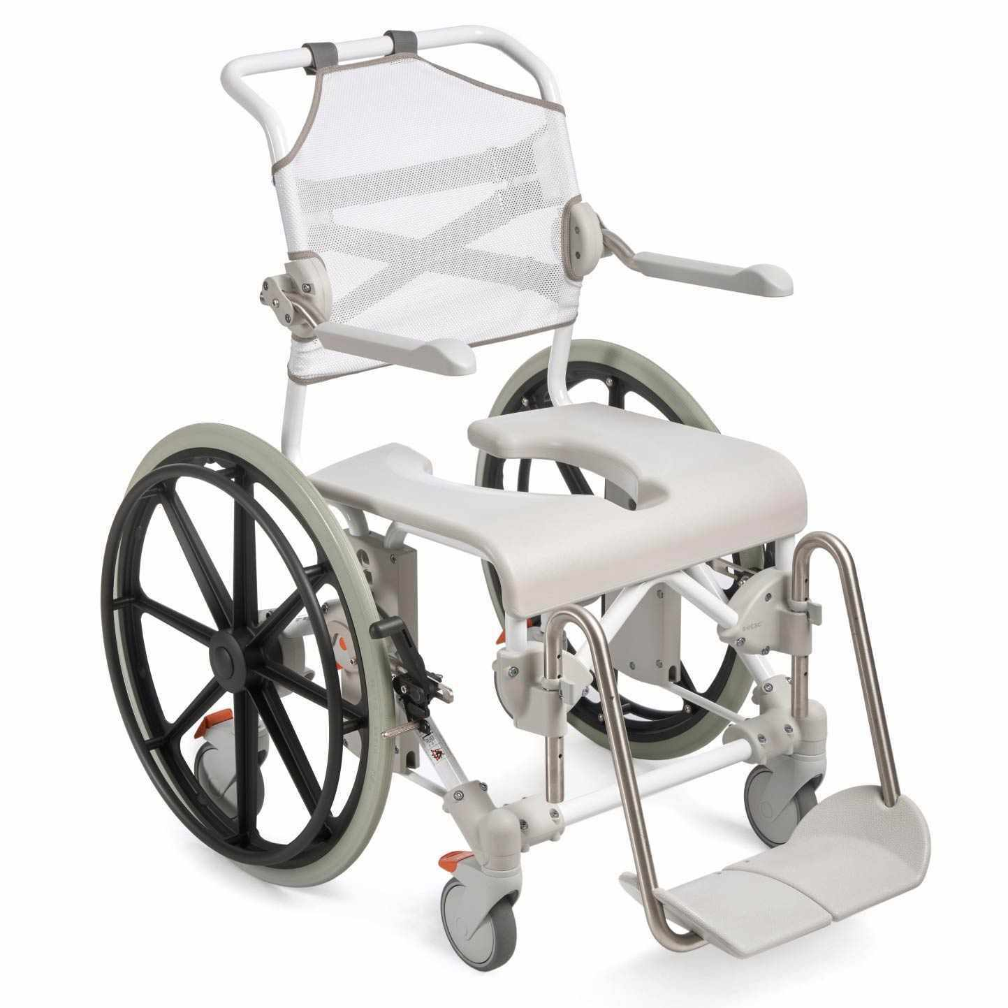 Etac Swift Mobile 24 shower commode chair