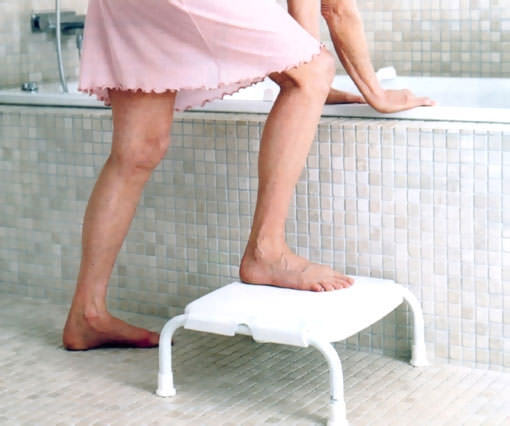 Etac bathroom stool