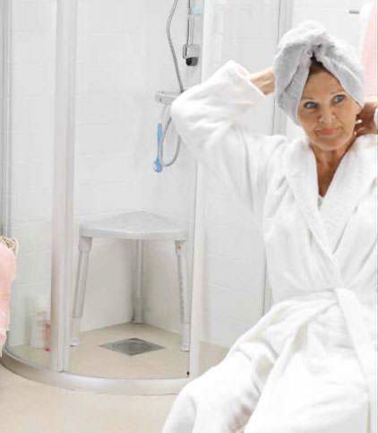 Etac shower stool