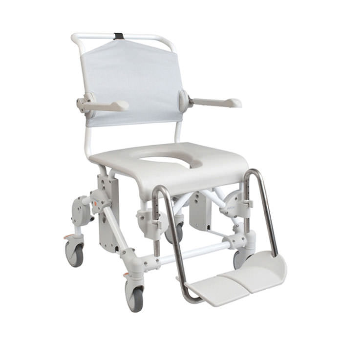Etac Swift Mobile XL 160 shower commode chair